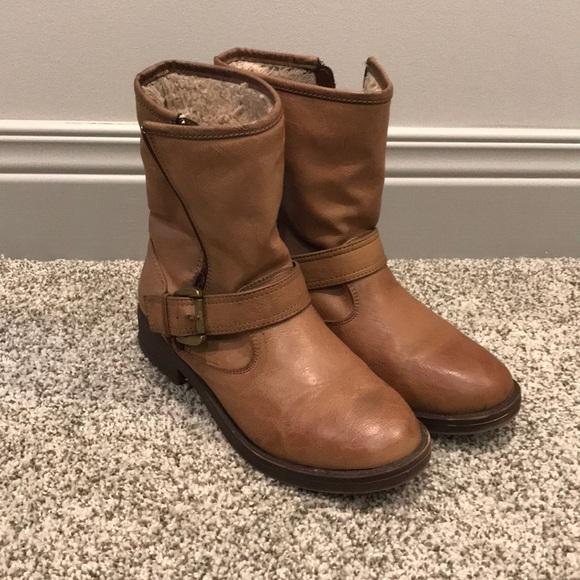 Mia Shoes - MIA Combat Boots